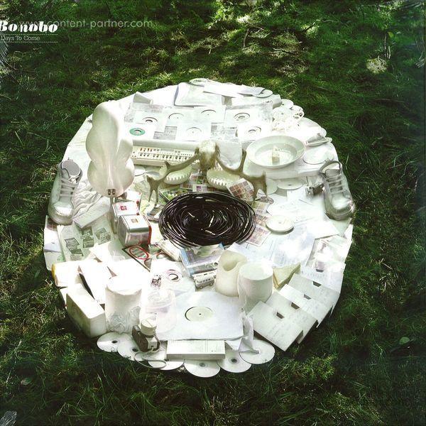 Bonobo - Days To Come (2LP reissue)