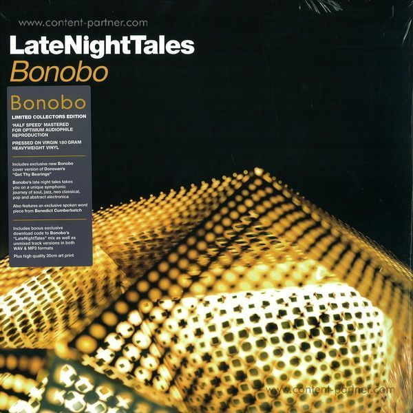 Bonobo - Late Night Tales - V.A.