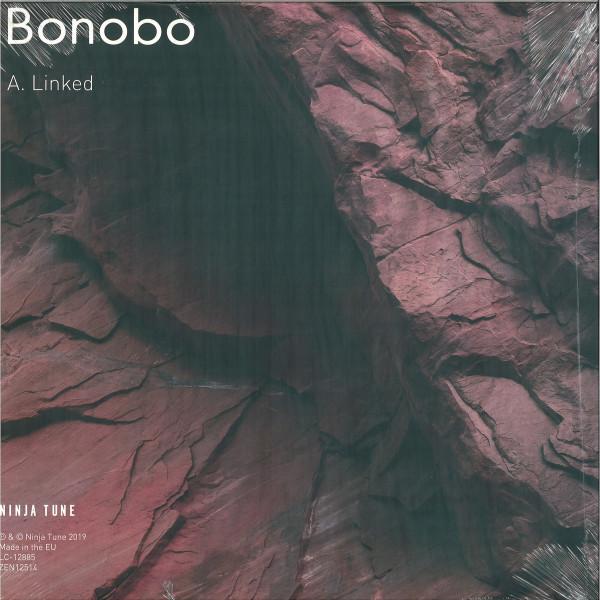 """Bonobo - Linked (Ltd. Edition One-Sided 12"""") (Back)"""
