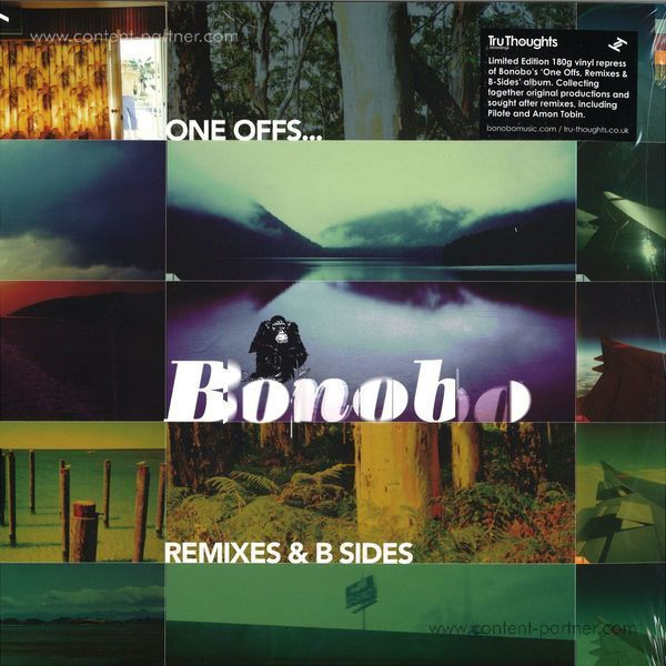 Bonobo - One Offs, Remixes & B Sides (2LP Repress)