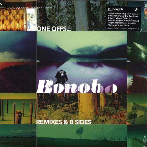Bonobo - One Offs, Remixes & B Sides (2LP+MP3 repress)