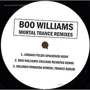 Boo Wiliams - Mortal Trance Remixes