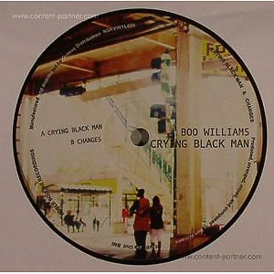 Boo Williams - Crying Black Man