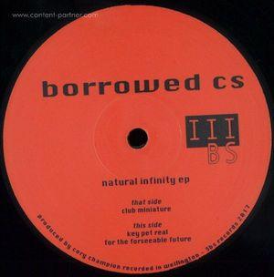Borrowed CS - Natural Infinity EP