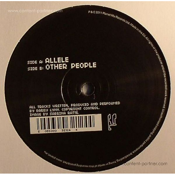 Boxcutter - Allele / Other People