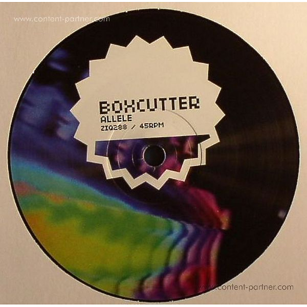 Boxcutter - Allele / Other People (Back)