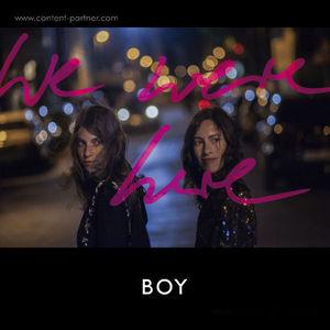 Boy - We Were Here (LP+CD/Gatefold)