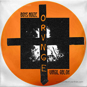 Boys Noize & Virgil Abloh - Orvnge (Orange Vinyl 12