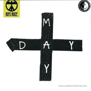 Boys Noize - Mayday (2LP+MP3/Gatefold/Poster)