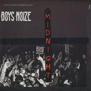 Boys Noize - Midnight Remix EP