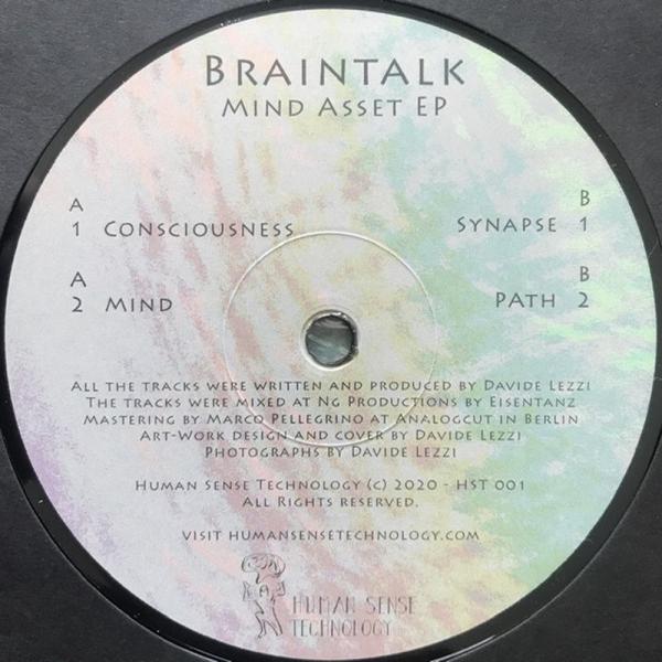 Braintalk - Mind Assets EP (Back)