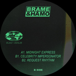 Brame & Hamo - Celebrity Impersonator EP
