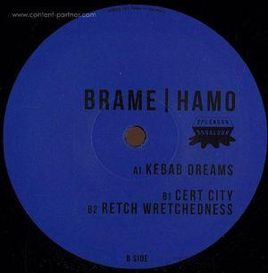 Brame & Hamo - Kebab Dreams EP
