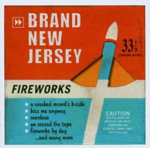 Brand New Jersey - Fireworks