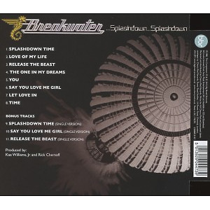 Breakwater - Splashdown (Expand.+Remast.Deluxe Ed.) (Back)