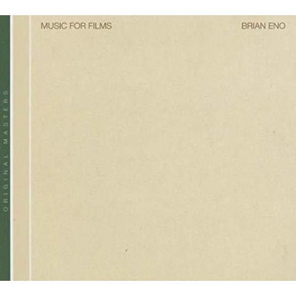 Brian Eno - Music For Films (Reissue LP)