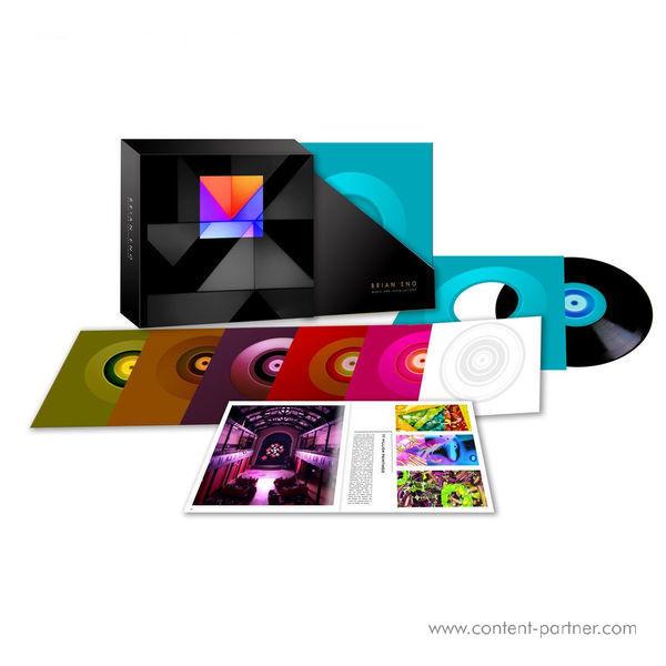 Brian Eno - Music For Installations (Ltd. 9LP Box)