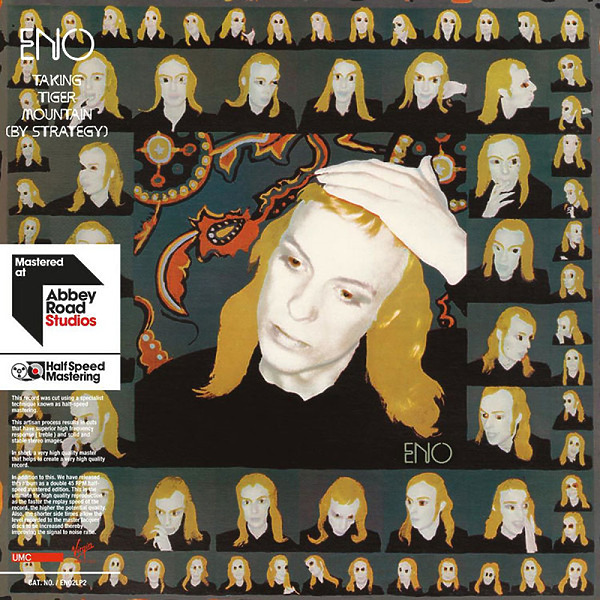 Brian Eno - Taking Tiger Mountain (By Strategy) (Ltd. Edt.2LP)