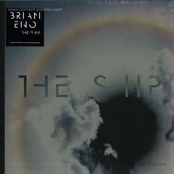 Brian Eno - The Ship (2LP+MP3/Gatefold/Art Prints)