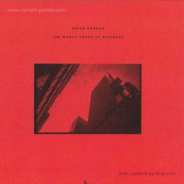 Brian Harden - The World Peace EP
