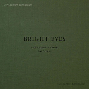 Bright Eyes - The Studio Albums 2000-2011 (Ltd 10 LP Box)