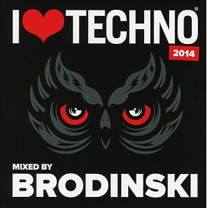 Brodinski - I Love Techno 2014