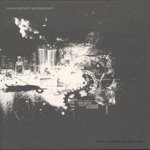 Broken Note - Black Mirror