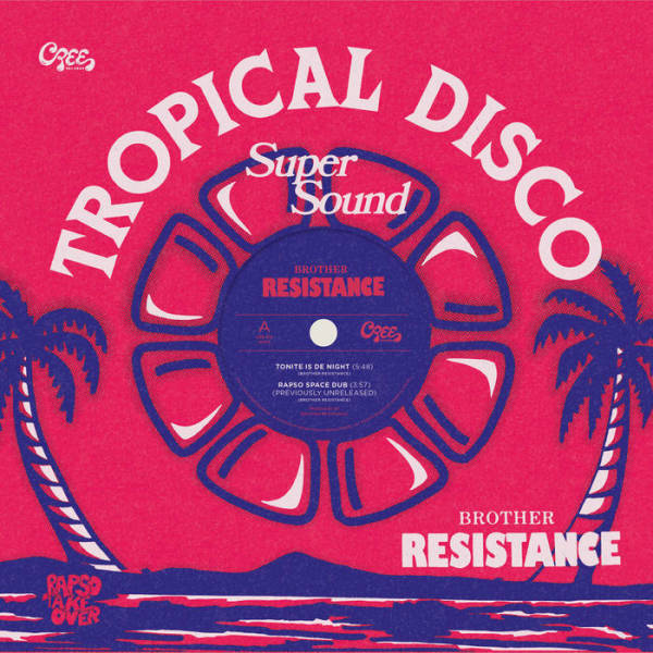 Brother Resistance - Tonight Is De Night (Ltd. 12