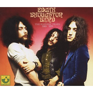 Broughton,Edgar Band - The Harvest Years (1969-1973)