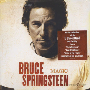 Bruce Springsteen - Magic (LP, 180g)