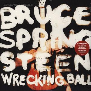 Bruce Springsteen - Wrecking Ball (2LP + CD)