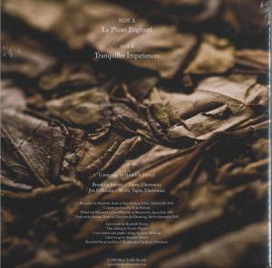 Brunhild Ferrari & Jim O'Rourke - Le Piano Englouti (Back)