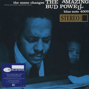 Bud Powell - The Scenes Changes (Rem. + DL-Code)