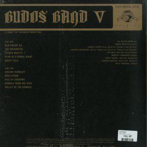 Budos Band - V (LP+MP3) (Back)