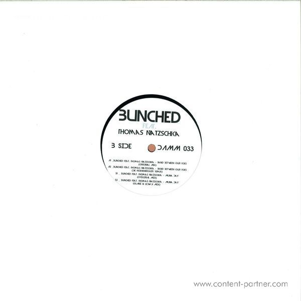 Bunched Feat. Thomas Natzschka - Sand Between Our Toes (Back)