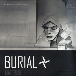 Burial - Untrue (2LP)