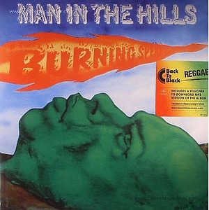 Burning Spear - Man In The Hills (Back to Black Vinyl!)
