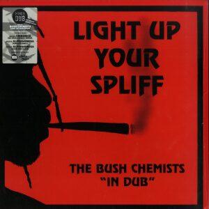 Bush Chemists - Light Up Your Shelf LP