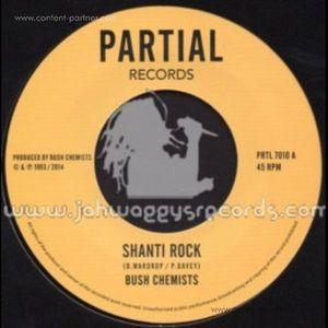Bush Chemists - Shanti Rock