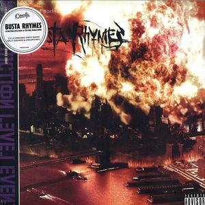 Busta Rhymes - Extinction Level Event (Ltd. 180g Colored Vinyl)
