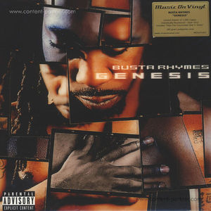 Busta Rhymes - The Genesis (Ltd. Transparent 2LP)