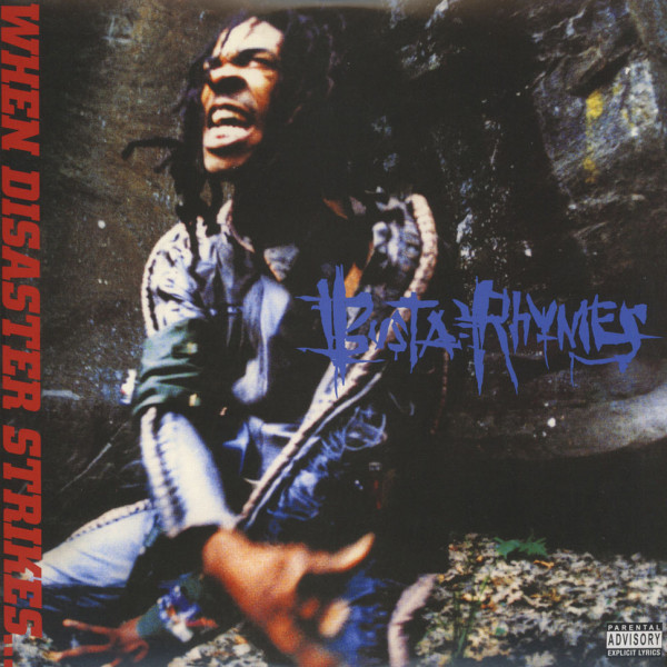Busta Rhymes - When Disaster Strikes (2LP Reissue)