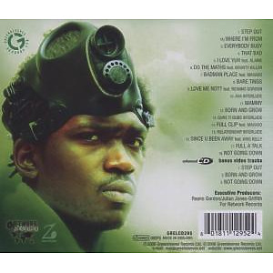 Busy Signal - Step Out (Back)