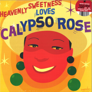 CALYPSO ROSE - HEAVENLY SWEETNESS LOVES CALYPSO ROSE