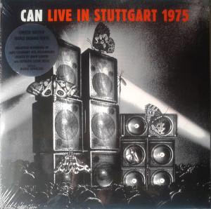CAN - Live In Stuttgart 1975 (Orange 3LP)