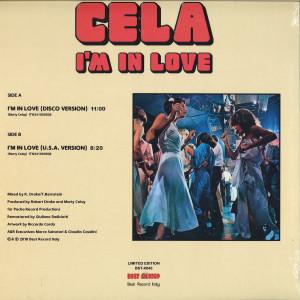 CELA - I'm in love (Back)
