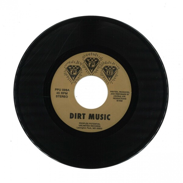 CENTRAL AYR PRODUCTIONS - DIRT MUSIC