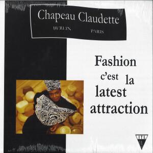 CHAPEAU CLAUDETTE - FASHION C'EST LA LATEST ATTRACTIO