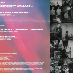 CLOSE COUNTERS - REFRACTIONS EP (Back)