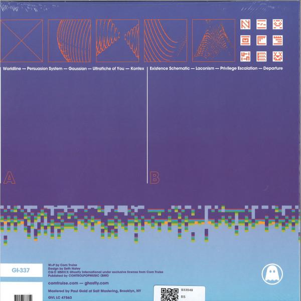 COM TRUISE - PERSUASION SYSTEM LP (Back)